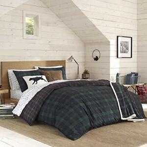 Eddie Bauer Home | Woodland Collection | 100% Cotton Soft & Cozy Premium Qual...