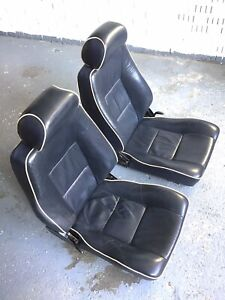 TVR 400SE leather Seats