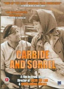 Carbide and Sorrel DVD German Comedy Movie 1963 ENGLISH SUBTITLES - VERY RARE