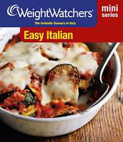 """AS NEW"" Weight Watchers, Weight Watchers Mini Series: Easy Italian, Book"