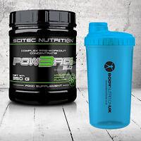 Scitec Nutrition Pow3rd 2.0 Complex Pre-Workout Concentrate L-Arginine