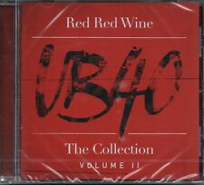 UB40 - Red Red Wine: The Collection Volume II (2) - CD Album *NEW & SEALED*