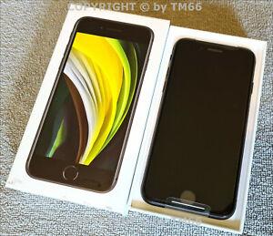 Apple iphone SE 256GB 2020 2.Generation *** NEU in OVP *** BLACK *** vom HÄNDLER