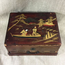 Box Japanese Antiques