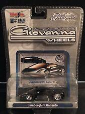 Maisto Luxury Diecast Collection Giovanna Wheels Lamborghini Gallardo krg0257