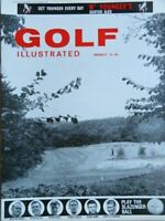 Leighton Buzzard Golf Club: Golf Illustrated Magazine 1966