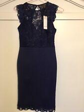 Gorgeous Lace Lipsy Dress (Size 8) BNWT