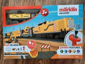 """Märklin 29341, my world Startpackung """"Baustellenzug"""", H0,  NEU OVP"""