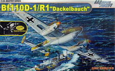 Dragon Plastic Model Warbirds #5556 1/48 Messerschmitt Bf-110D-1/R1 Dackelbauch