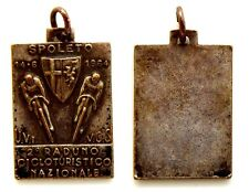 Medaglia Ciclismo U.V.I.- V.C.S. 2° Raduno Cicloturistico Nazionale Spoleto 1964