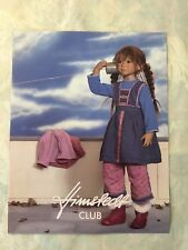 Annette Himstedt Doll Sina And Fina 2004 4-Page Flyer