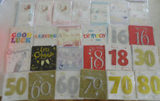 Large greeting cards - Birthday/anniversary/good bye/baby/engagement