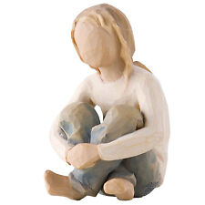 Willow Tree Spirited Child Figurine 26224  NEW in Gift Box