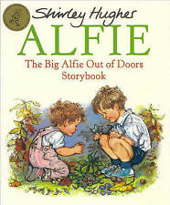 The Big Alfie Out Of Doors Storybook (Red Fox Picture Books), Hughes, Shirley, G