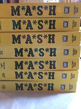 VHS Tapes Set 7 MASH Collection 21 EPISODES  M*A*S*H Video Vintage Rare