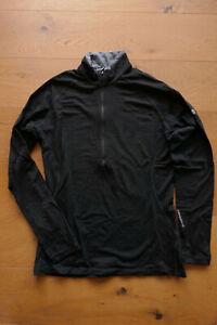 Icebreaker Sprint LS Half Zip 200 - Merino-Langarmshirt