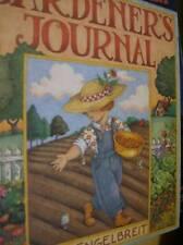 Mary Engelbreit Gardener's Journal Hardcover Book Unused