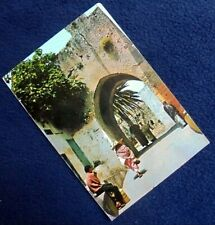 NICE OLD PPC: TANGIER~TYPICAL ARCH~KASBAH~ANIMATED~1974