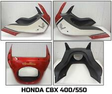 Carena scudo fianchetto front fairing HONDA CBX 400/550 F rossa red - new!