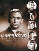 James Bond Heroes & Villains Card Album