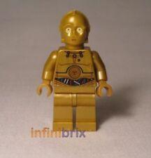 Minifiguras de LEGO C-3PO, Star Wars