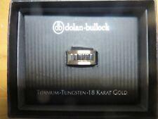 Dolan Bullock Saxony Titanium,Tungsten & 18kt Gold Ring