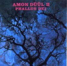 AMON DÜÜL II duul PHALLUS DEI  base UDB 8028 LP 1986 IT