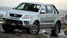 Toyota Hilux 2005-2010  WORKSHOP REPAIR MANUAL ON CD