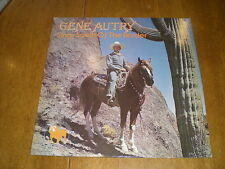GENE AUTRY - SINGS SOUTH OF THE BORDER