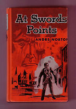 AT SWORDS' POINTS (1st US/espionage/Andre Norton)
