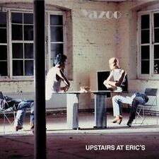 YAZOO Upstairs At Eric's CD BRAND NEW Remastered Alison Moyet Only You
