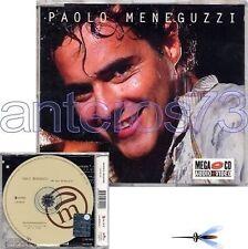 "PAOLO MENEGUZZI ""MI SEI MANCATA"" RARO CDsingolo + VIDEO"