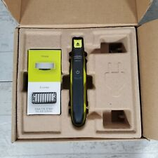 Philips Norelco OneBlade Hybrid Electric Trimmer and Shaver - QP2520/90