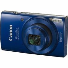 *USA Seller* Canon PowerShot ELPH 190 IS 180 20.0 MP Digital Camera - Blue