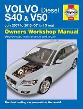 Volvo Car Service & Repair Manuals 2011