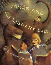 Tomas and the Library Lady-ExLibrary
