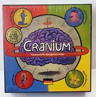 Cranium Teamspaß für den ganzen Grips Deutsche Ausgabe - NEU NEW