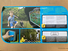Tgoma Springfree Trampoline Outdoor Interactive Digital Gaming System O-92 (NEW)
