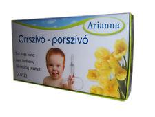 ARIANNA Baby Nasal Vacuum Aspirator Nose Cleaner Orrszívó Porszívó