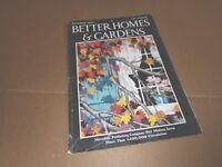 OCT 1932 BETTER HOMES AND GARDENS magazine