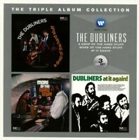 DUBLINERS - THE TRIPLE ALBUM COLLECTION 3 CD NEW
