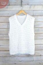 Maglioni da donna in lana bianca