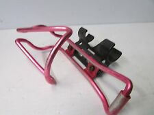 Used Advent Bottle Cage and Cannondale Pump Holder w/Attaching Screws
