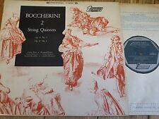 TV 34094S Boccherini 2 String Quintets / Kehr / Bartels / Sichermann etc.