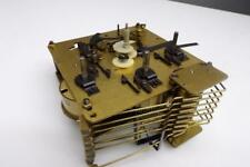 German-Made Cuckoo Clock Mfg. Co.1050-020 Brass Movement Parts Repair E703