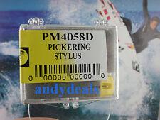 EVG PM4058  JUKEBOX NEEDLE FOR seeburg SHOWCASE-YELLOW
