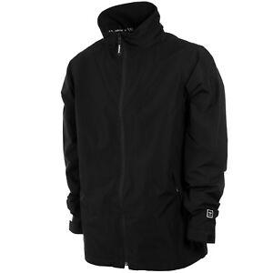 ADIDAS Mens 2019 Snowboarding Snow Civilian Jacket Black / White