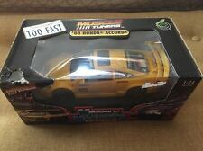 "MUSCLE MACHINES 1:24 MUSCLE TUNERS '03 HONDA ACCORD ""Muscle Machine 1:24 scale M"