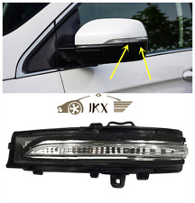 LH Left Side Rear View Mirror Trun Singal Lamp Light For Ford Edge 2015-2018