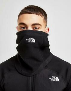 The North Face Denali neck gaiter scarf snood black tags gift  Fleece New